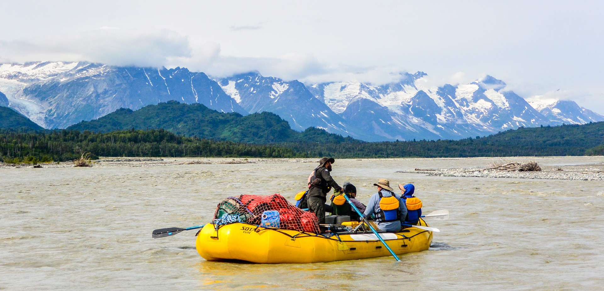 Rafting-Canadian Rafting Adventures