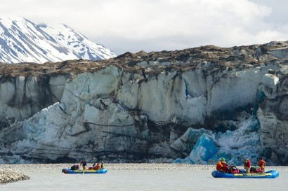 Alsek River, World's Largest Non-Polar Ice Fields