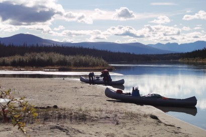 Customized Yukon River Canoe Trips