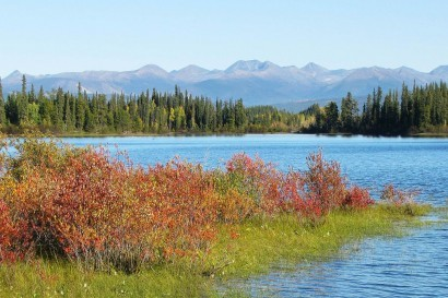 Frances Lake Wilderness Lodge & Tours