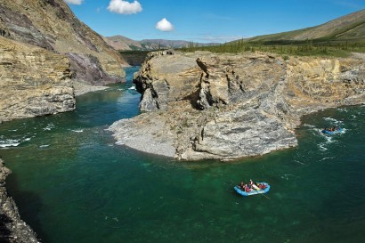 Nahanni River Adventures