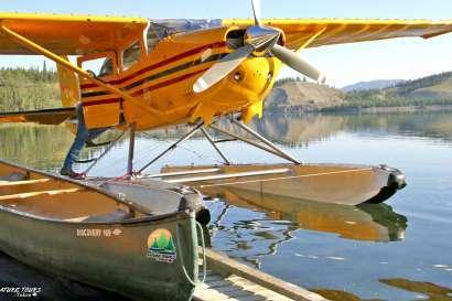 LIARD RIVER | fly-in canoe adventure