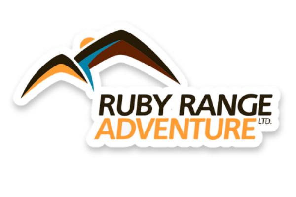 Ruby Range Adventure Logo