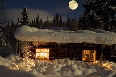 3-Day Touch-of-Winter Cabin Stay