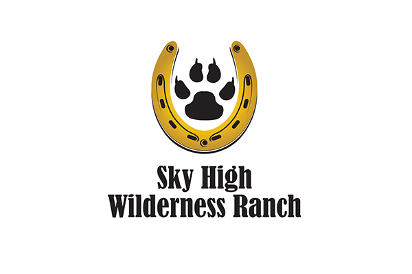 Sky High Wilderness Ranch Logo
