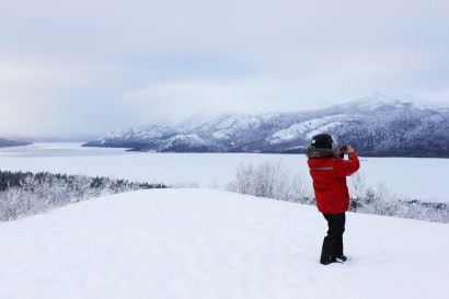 Guided Viking & Snowshoeing Trip