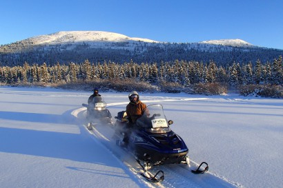 Half-Day to Multi-Day Snowmobile Tours
