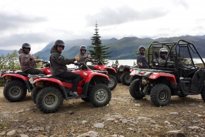 Quad Backcountry Tour