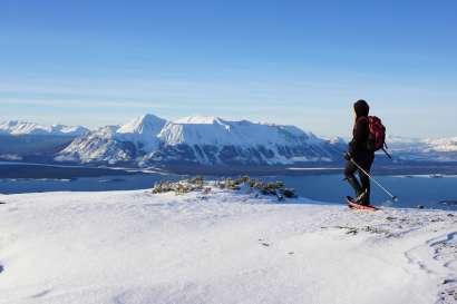 Snowshoeing & Skiing