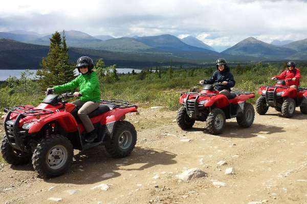 ATV, 4x4 & Boating