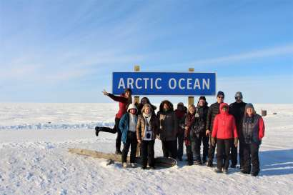 Arctic Road Trip – Ice Road to Tuktoyaktuk