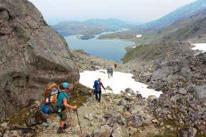 Stampeders Route: Trekking Chilkoot Trail